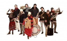 Оркестр БАЛКАНСКОЙ музыки Александра Каштанов
