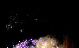 Огненное шоу Purple Flame