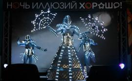 Танцевальное шоу 'Silver Girls'
