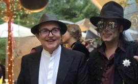 Двойник Майкла Джексона Павел Талалаев