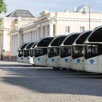 МАРКАТЭК - аренда автобусов